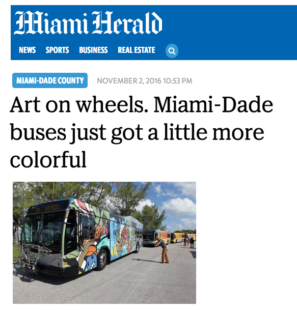Art on Wheels