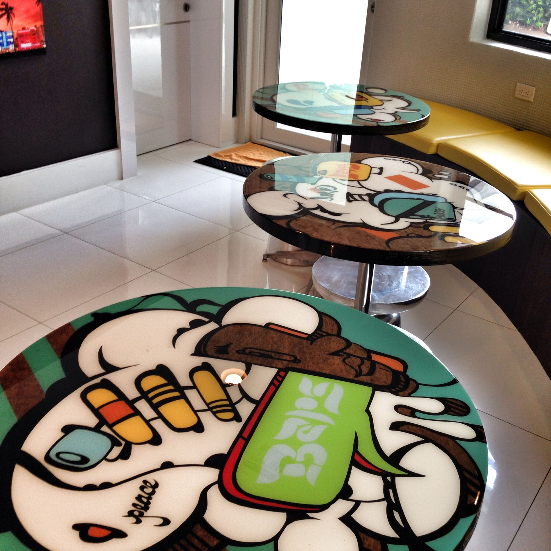 Custom Furniture by Krave Art